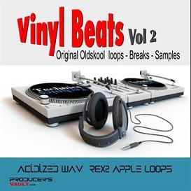 vinyl beats vol. #2