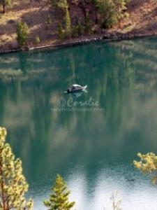 fishing lake billy chinook oregon