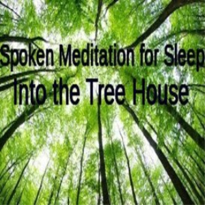 spoken meditation for sleep: into the tree house