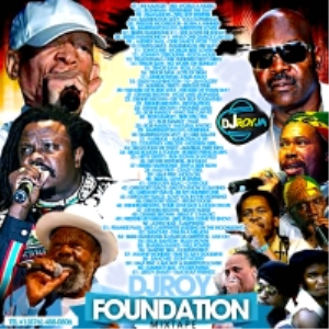 dj roy foundation reggae mix 2015
