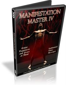 manifestation master iv 4 subliminal video enjoy happiness & peace of