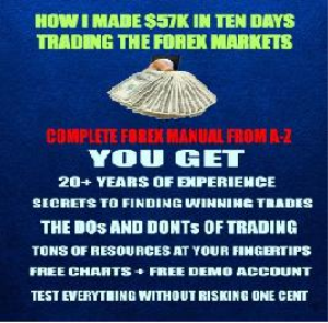 Trade your way to Riches - How I made $57k in 10 days trading the FX Market | eBooks | Business and Money