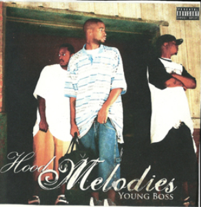 hood melodies - young boss - lp