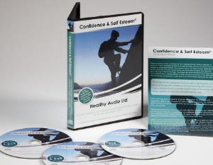 confidence & self esteem hypnosis program