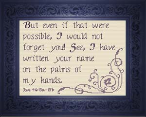 Written Your Name | Crafting | Cross-Stitch | Other