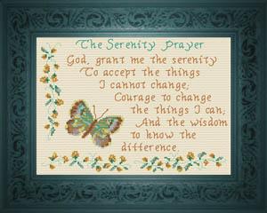 the serenity prayer 2