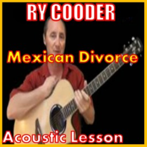 learn to play mexican divorce by ry cooder