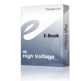 high voltage & free energy devices handbook