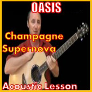 Learn to play Champgne Supernova by Oasis   Movies and Videos   Educational