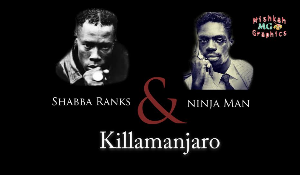 ? Killamanjaro Sound System ft  Shabba Ranks & Ninja Man, (Reggae Dance) Audio | Music | Reggae