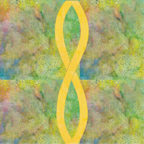 First Additional product image for - Celtic Chain applique pattern