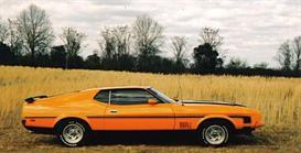 1972 ford mustang mvma