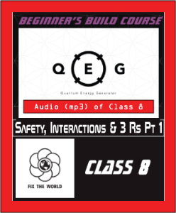 class 8: safety, interactions & 3 rs pt 1