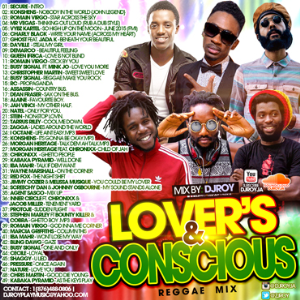 dj roy lover's and consciou reggae mix 2015