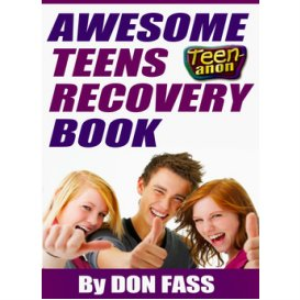 awesome teens recovery book