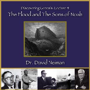 lecture iv: the flood and the sons of noah