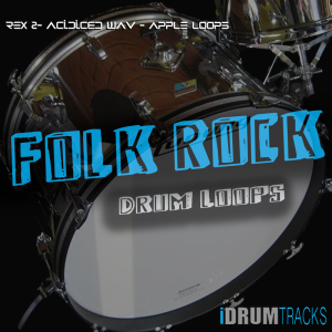 folk rock drum loops