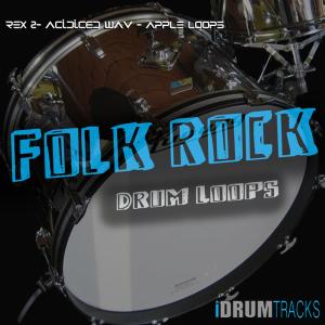 folk rock drum loops