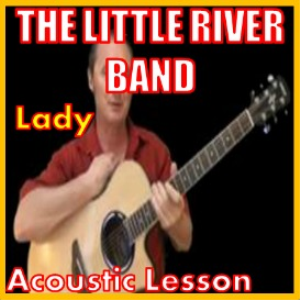 learn to play lady by the little river band
