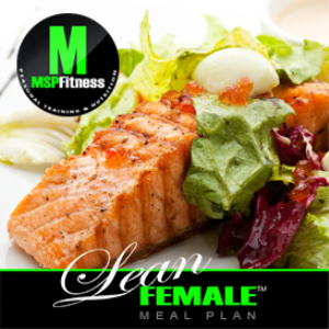 Lean Female | Meal Plan | eBooks | Food and Cooking