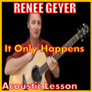Learn to play It Only Happens by Renee Geyer   Movies and Videos   Educational