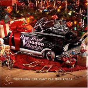 rockabilly christmas big bad voodoo daddy for 5341 satb big band choir