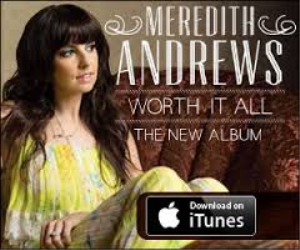 """YOUR KINGDOM REIGNS – Based on the recording from Meredith Andrews album """"Worth It All"""" - Custom String Parts 