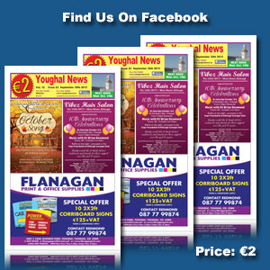Youghal News October 14th 2015 | eBooks | Magazines