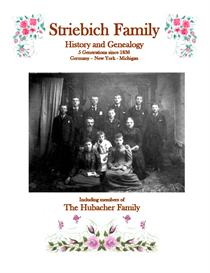 Striebich Family History and Genealogy | eBooks | History