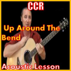 Learn to play Up Around The Bend by CCR | Movies and Videos | Educational
