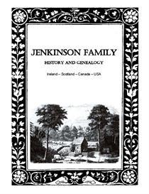 Jenkinson Family History and Genealogy   eBooks   History