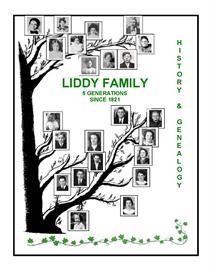 Liddy Family History and Genealogy | eBooks | History