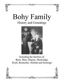 bohy family history and genealogy