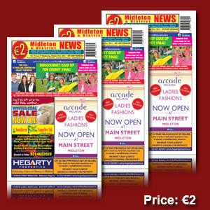 Midleton News October 21 2015 | eBooks | Magazines