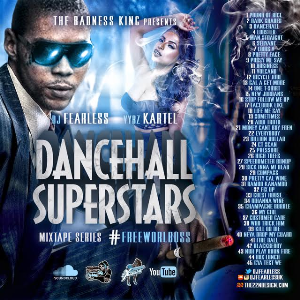 vybz kartel - hardcore dancehall [reggae mix 2015]
