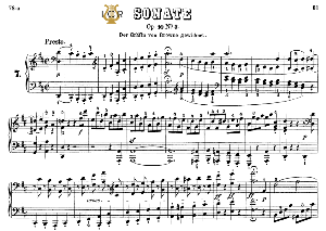 Piano Sonata No.10, Op.14 No.2 in G Major, L.V.Beethoven, Kohler-Ruthardt Rev., Ed. C.F.Peters (1880), A5, Tablet Edition, 19pp | eBooks | Sheet Music