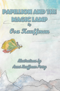 papillon and the magic lamp