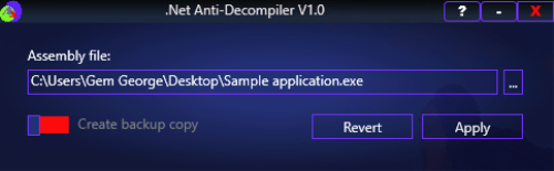 First Additional product image for - .Net Anti-Decompiler V1.0