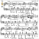 Nocturne No.17, Op.2 No.2 in E Major, F.Chopin, Scholtz, Ed.C.F.Peters (1904), A5, Tablet Edition (Landscape), 9pp | eBooks | Sheet Music