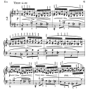 Etude Op.10 No.7 in C Major, F.Chopin, Scholtz, Ed.C.F.Peters (1904), A5, Tablet Edition (Landscape), 7pp | eBooks | Sheet Music