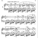 Etude Op.10 No.9 in F minor, F.Chopin, Scholtz, Ed.C.F.Peters (1904), A5, Tablet Edition (Landscape), 8pp | eBooks | Sheet Music