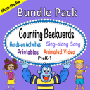 Counting Backwards | Movies and Videos | Children's