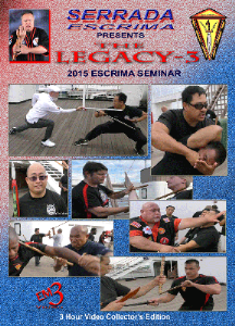 LEGACY 3 Seminar by Serrada Escrima | Movies and Videos | Sports