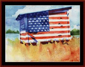 Amber Waves of Grain cross stitch pattern by Cross Stitch Collectibles | Crafting | Cross-Stitch | Wall Hangings
