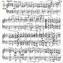 Impromptu Op.142 No.2 in A-Flat Major, F.Schubert, Ed.Breitkopf, M.Pauer (1928). Tablet Edition (A5 Landscape), 6pp   eBooks   Sheet Music