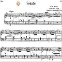 Piano Sonata No.17, K.570 in B-Flat Major, W.A Mozart, Breitkopf Urtext, Reprint Kalmus, Tablet Edition (A5 Landscape), 18pp   eBooks   Sheet Music