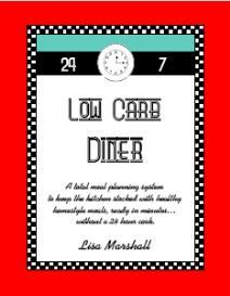 247 low carb diner cookbook