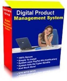 Digital Product Management System With MRR | Software | Developer