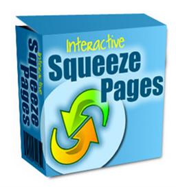 interactive squeeze pages with master resale rights