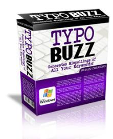 typo buzz with master resale rights